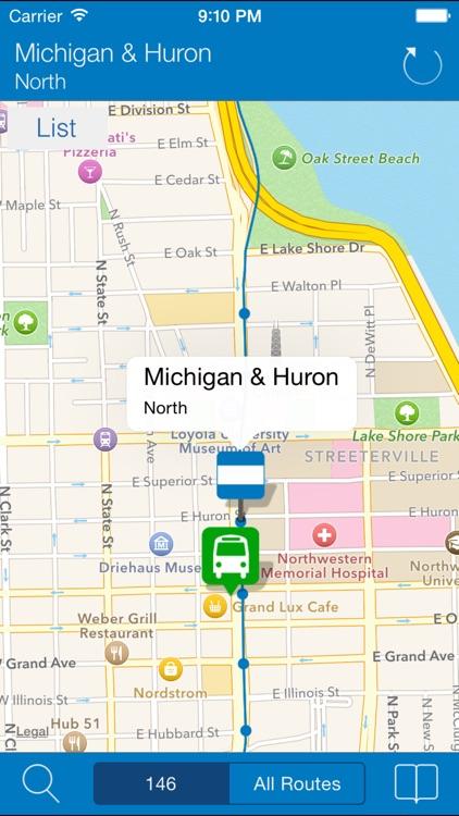 Transit Stop: CTA Tracker