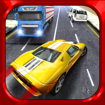 Traffic Racing a Real Endless Road Car Racer Hero