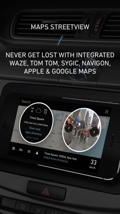 DriveBox HD - Vehicle Infotainment & Navigation screenshot-4