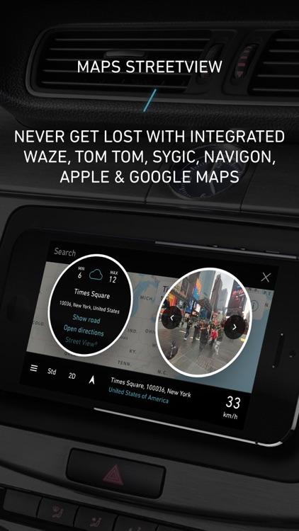 DriveBox HD - Vehicle Infotainment & Navigation screenshot-4