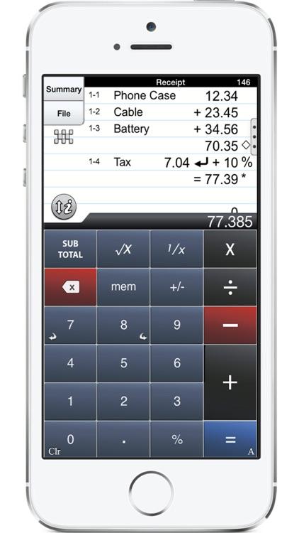 Accountant Universal Calculator