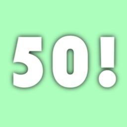 Beat 50!