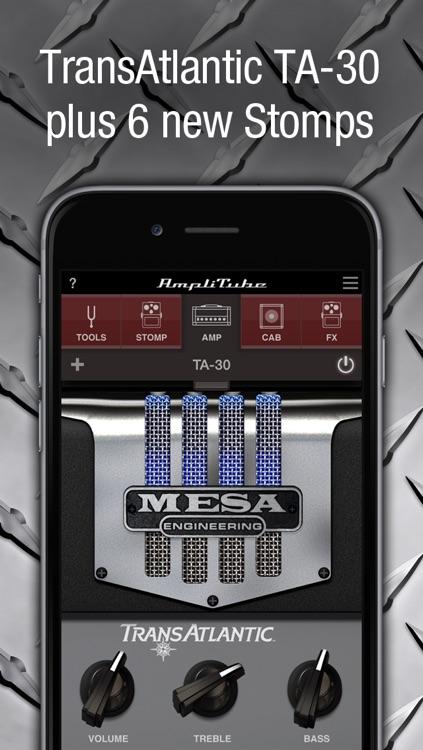 AmpliTube MESA/Boogie screenshot-4