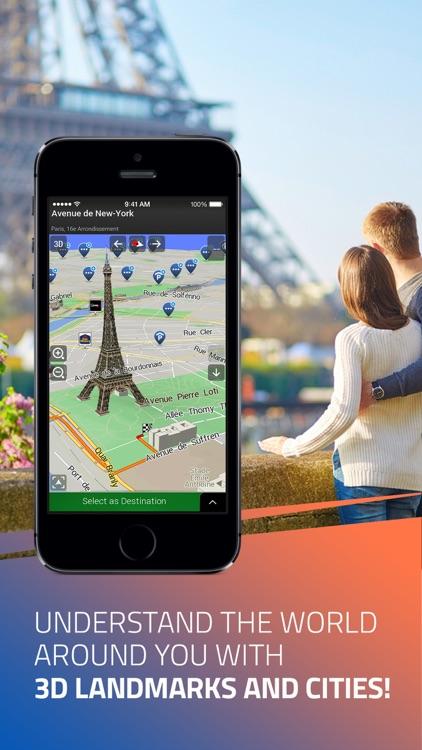 iGO Navigation screenshot-4