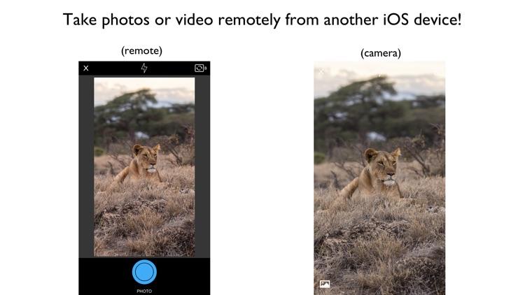 camRE - Remote Camera