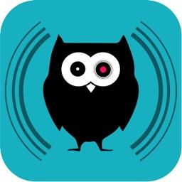 Motion sensor - motion detecting, hidden camera, video surveillance.