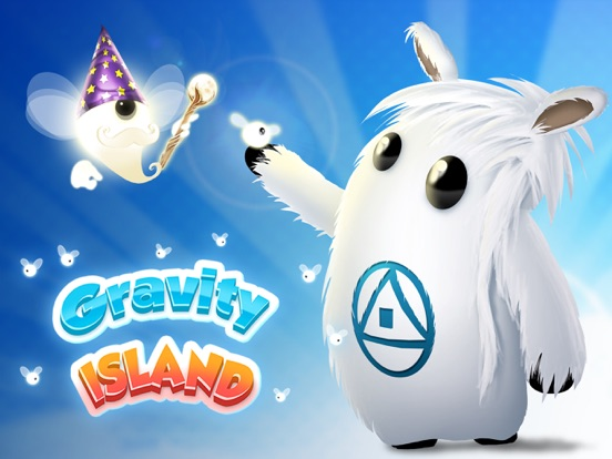 Gravity Island - Shiro's Adventure ipad ekran görüntüleri