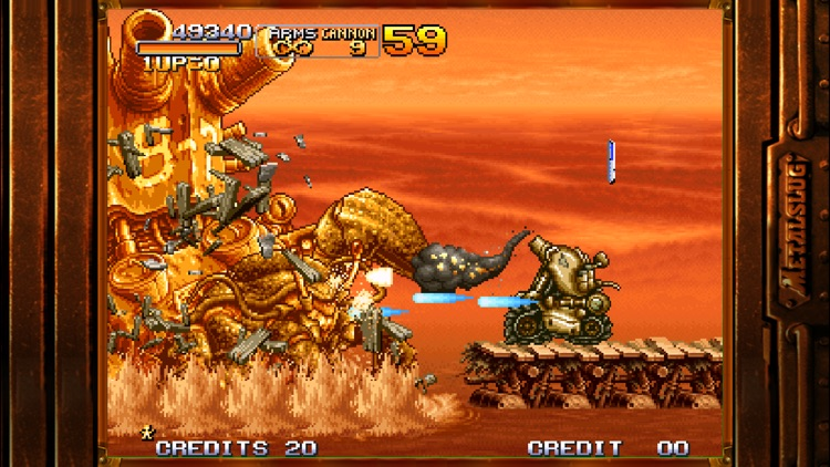 METAL SLUG 3 screenshot-4