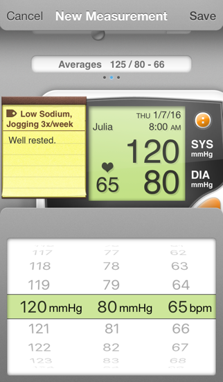 Blood Pressure Bp Tracker For Hypertension Management review screenshots