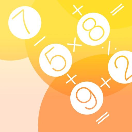 Логика чисел - Математическая головоломка