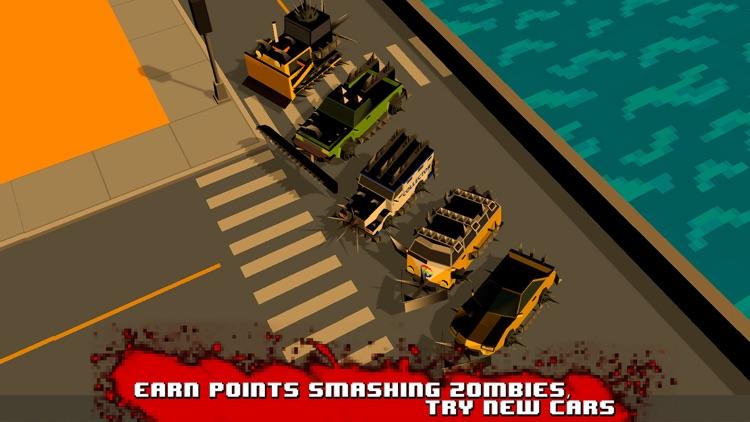 Zombie Smashy Death Race 3D