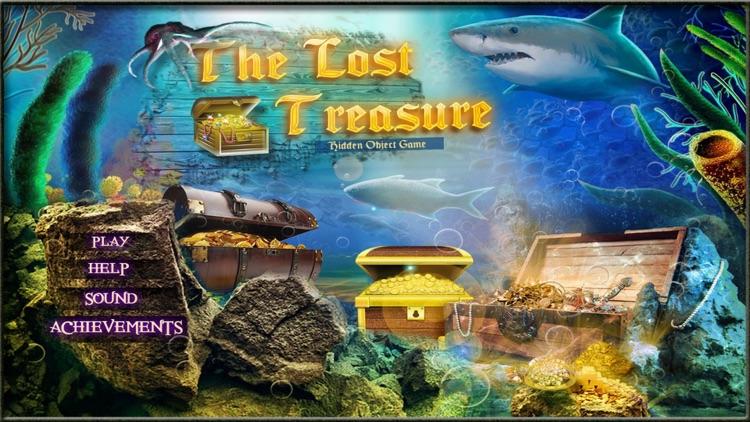 Lost Treasure Hidden Object