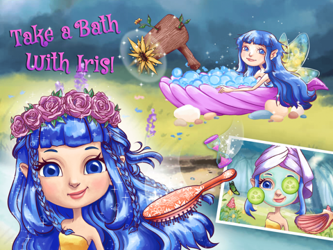 Fairy Sisters 2 - Magical Forest Adventures & Animal Care на iPad