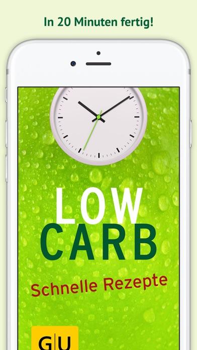 Screenshot for Low Carb - Schnelle Rezepte für Frühstück, Mittagessen und Abendessen in Germany App Store