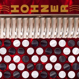 Hohner Chromatic SqueezeBox Accordion Pro