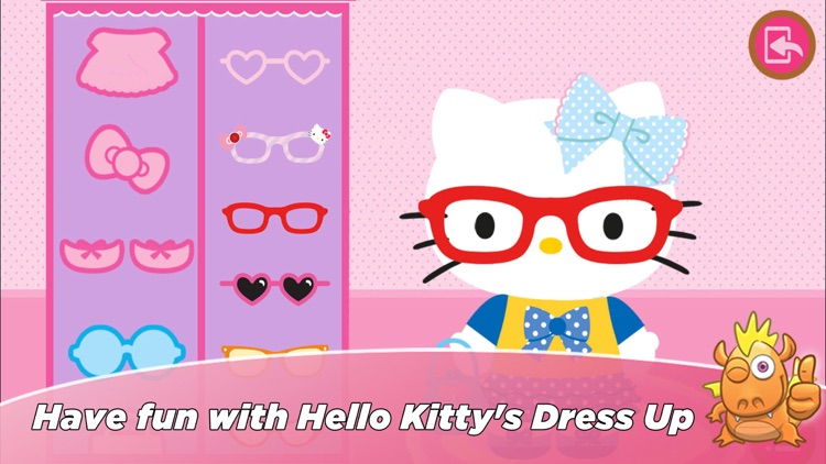 Hello Kitty City screenshot-3