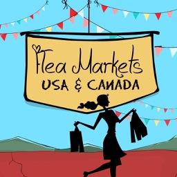 Flea Markets USA and Canada