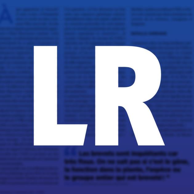 La Recherche Magazine Dans L'App Store