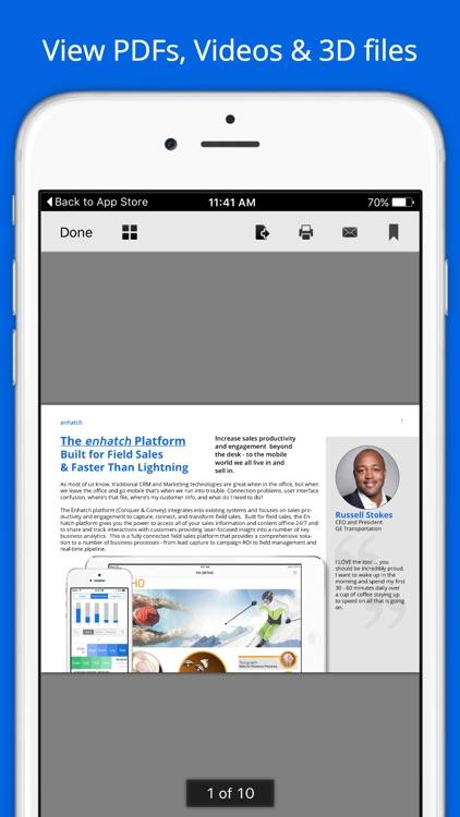 Enhatch for Marketing screenshot-3