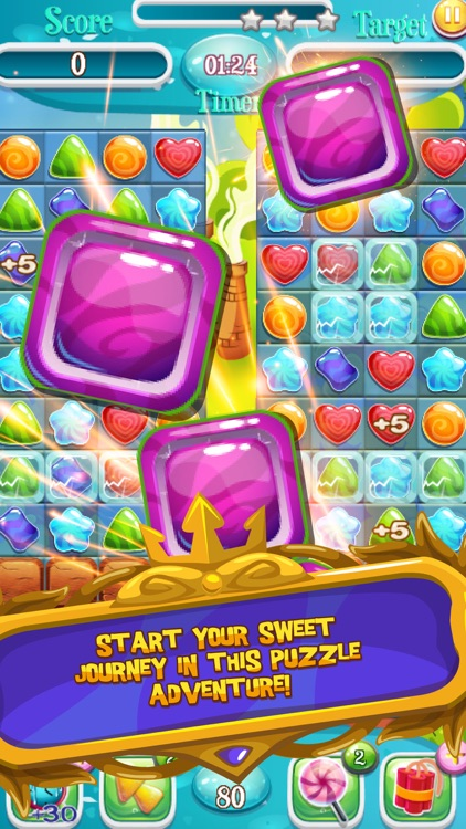 Lovely Candy Kingdom : Lord of Fantasy Rainbow World