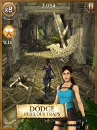 Lara Croft: Relic Run ipad images