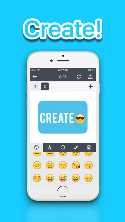 Gif Studio - create gifs from videos or pic