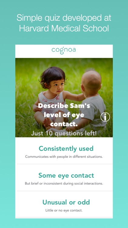 Cognoa for Child Development screenshot-4