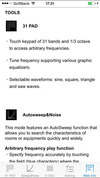 Oscillatr Pro screenshot-4
