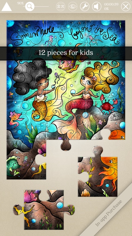 Mandie Manzano: Free Jigsaw Puzzles for Adults HD
