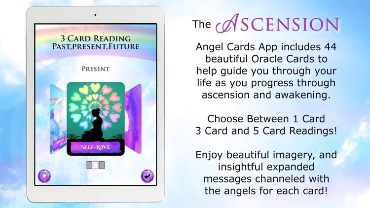 Ascension Angel Cards screenshot-3