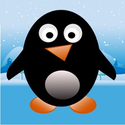 Flying Penguin Jump - A Fun South-Pole Below Zero Game