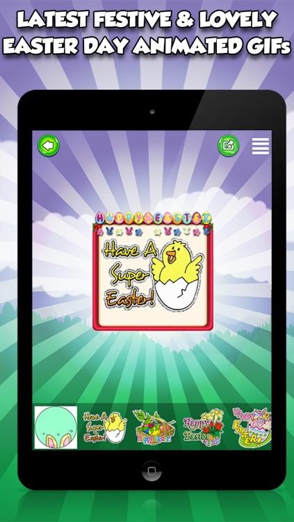 Happy Easter Emojis & GIFs