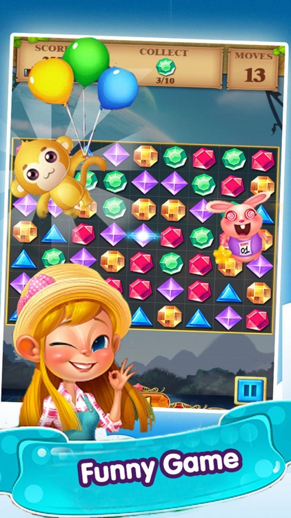 Jewels Match 3 Puzzle