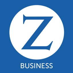 Zions Bank Business Mobile Banking for iPad