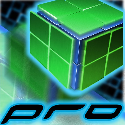 Dangerous Radiation Stack Cube Dash Pro
