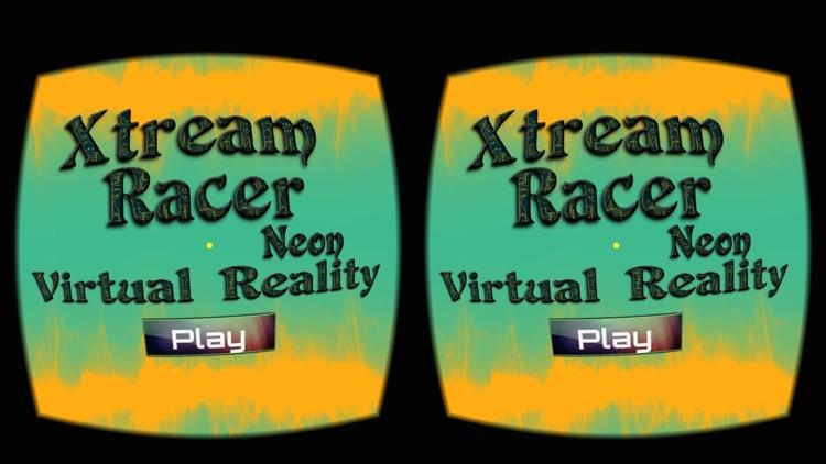 VR Xtream Racer Neon