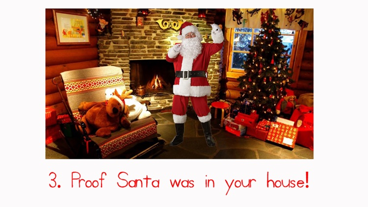 Santa Camera: Catch Santa in your House PNP 2016