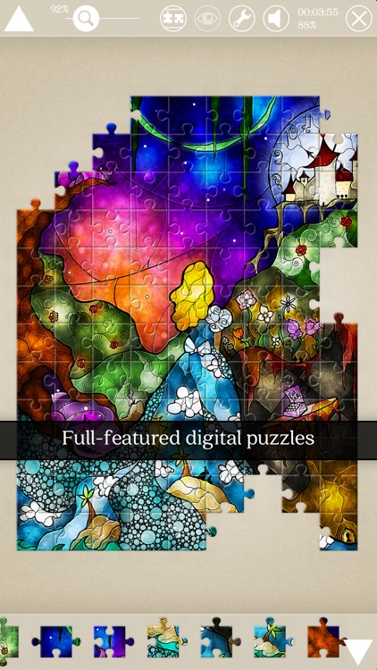 Jigsaw Puzzles for Adults - M2