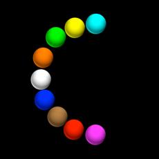 Activities of C-Ball