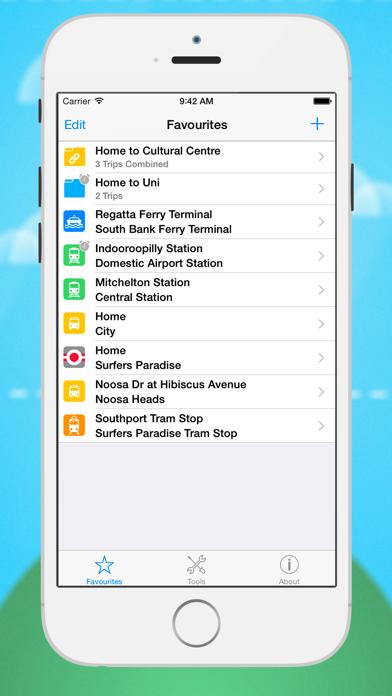 Go Brisbane - The ultimate public transport companion screenshot one