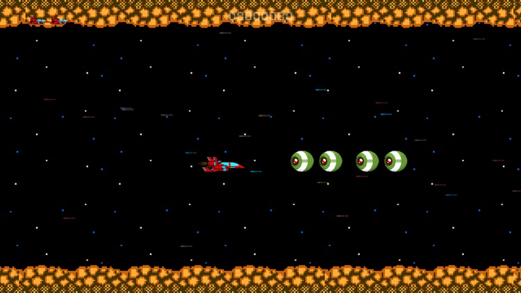 Super Arcade Boy in Defender of Planet Earth screenshot-0