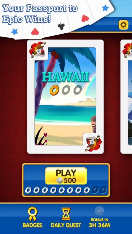 Slingo Shuffle: Number Matching Game screenshot-0