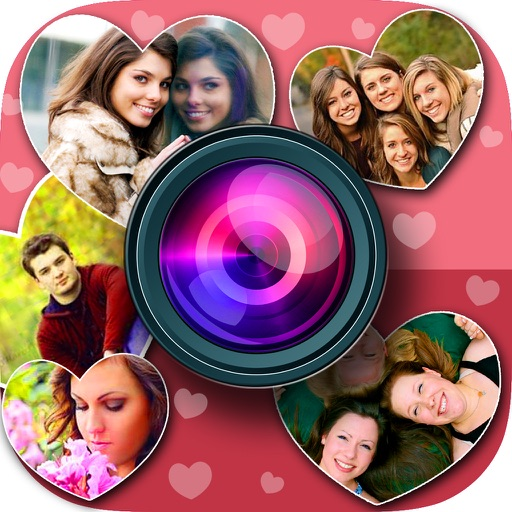 Instant collage maker - create photo collage with beautiful photo frames