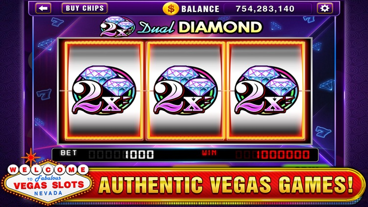 Vegas Slots - Play Las Vegas Casino Slot Machines!