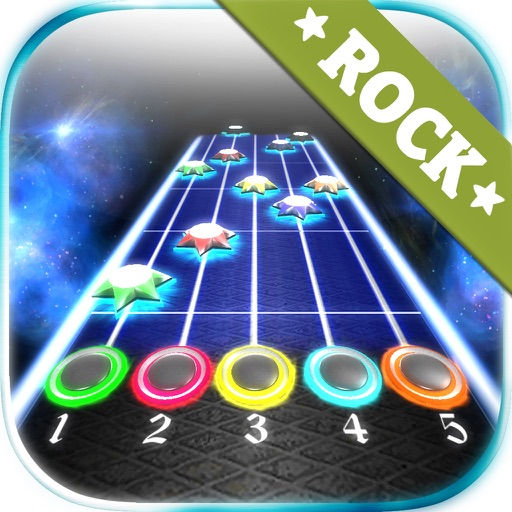 Рок против Guitar Legends HD