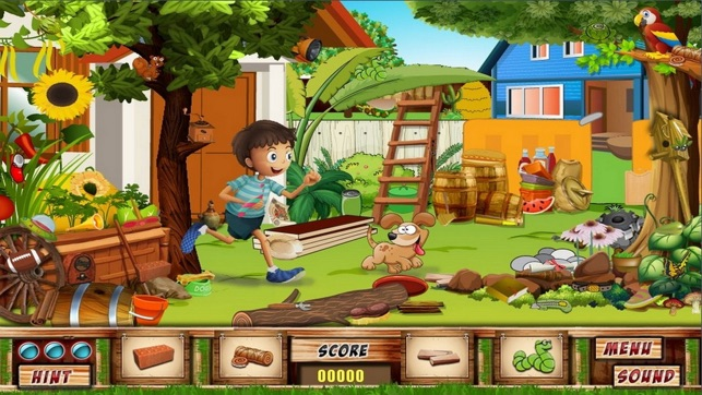 I Spy Hidden Object Games Tren App Store