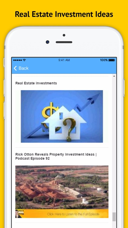 Real Estate Investment - An Education In Real Estate screenshot-3