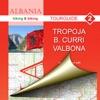 Тропоя, Байрам-Цурри, Долина Валбоны. Туристическая карта.