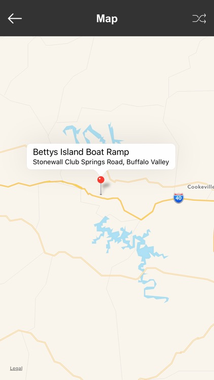 Tennessee Boat Ramps screenshot-3