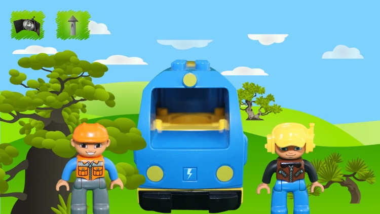 Alphanumeric Trains